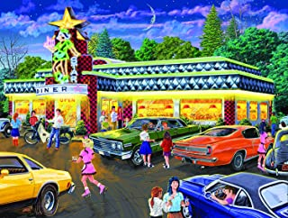 product image for Star Diner 500 pc Jigsaw Puzzle by SunsOut