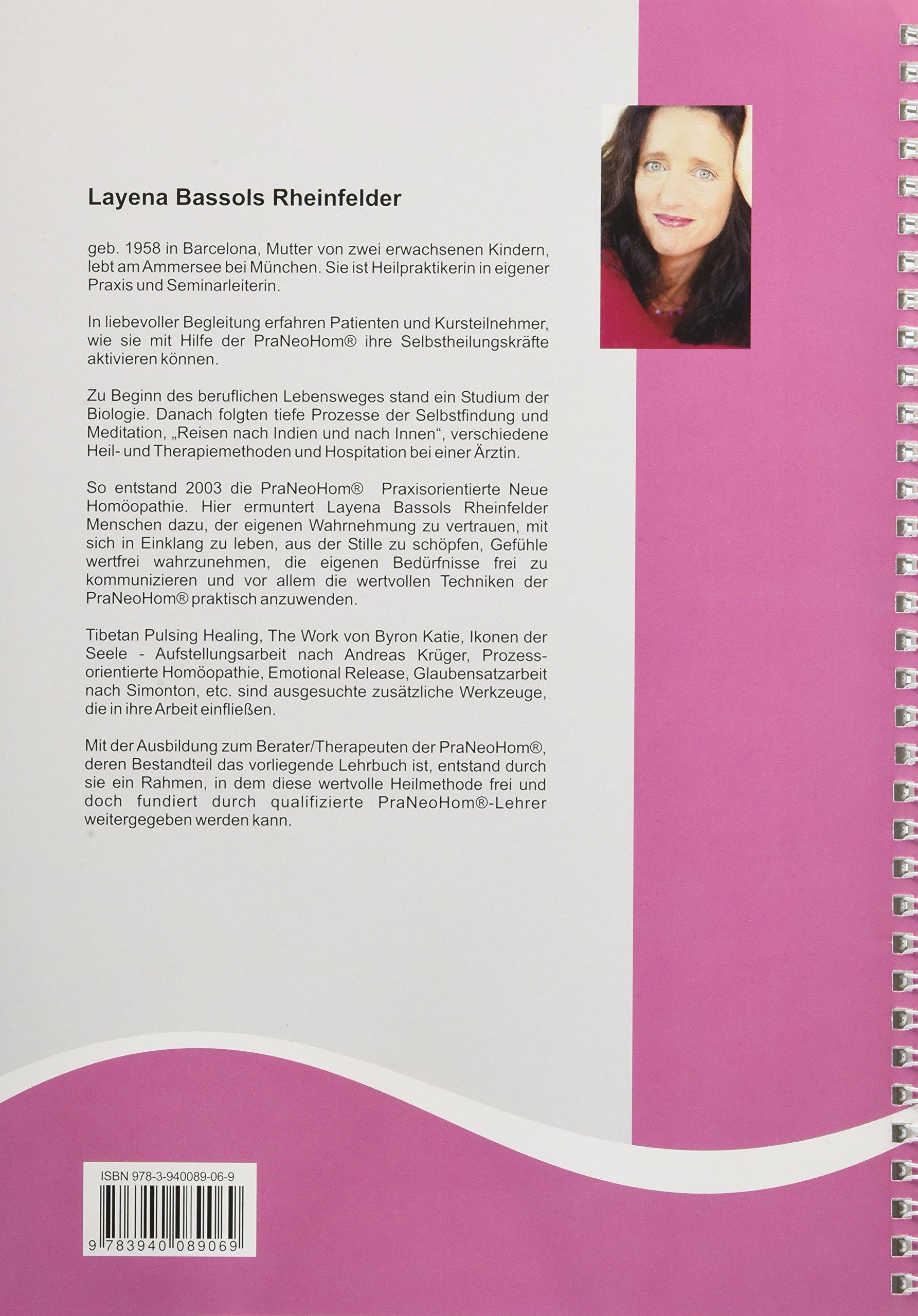 PraNeoHom® Lehrbuch Band 7 - Praxisorientierte Neue Homöopathie ...