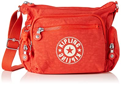 aa9274bb2a Kipling Cross Body Bag - GABBIE S (Active Red NC): Amazon.in: Shoes ...