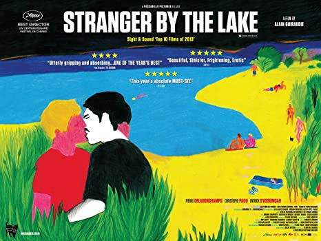 Image result for stranger by the lake movie poster