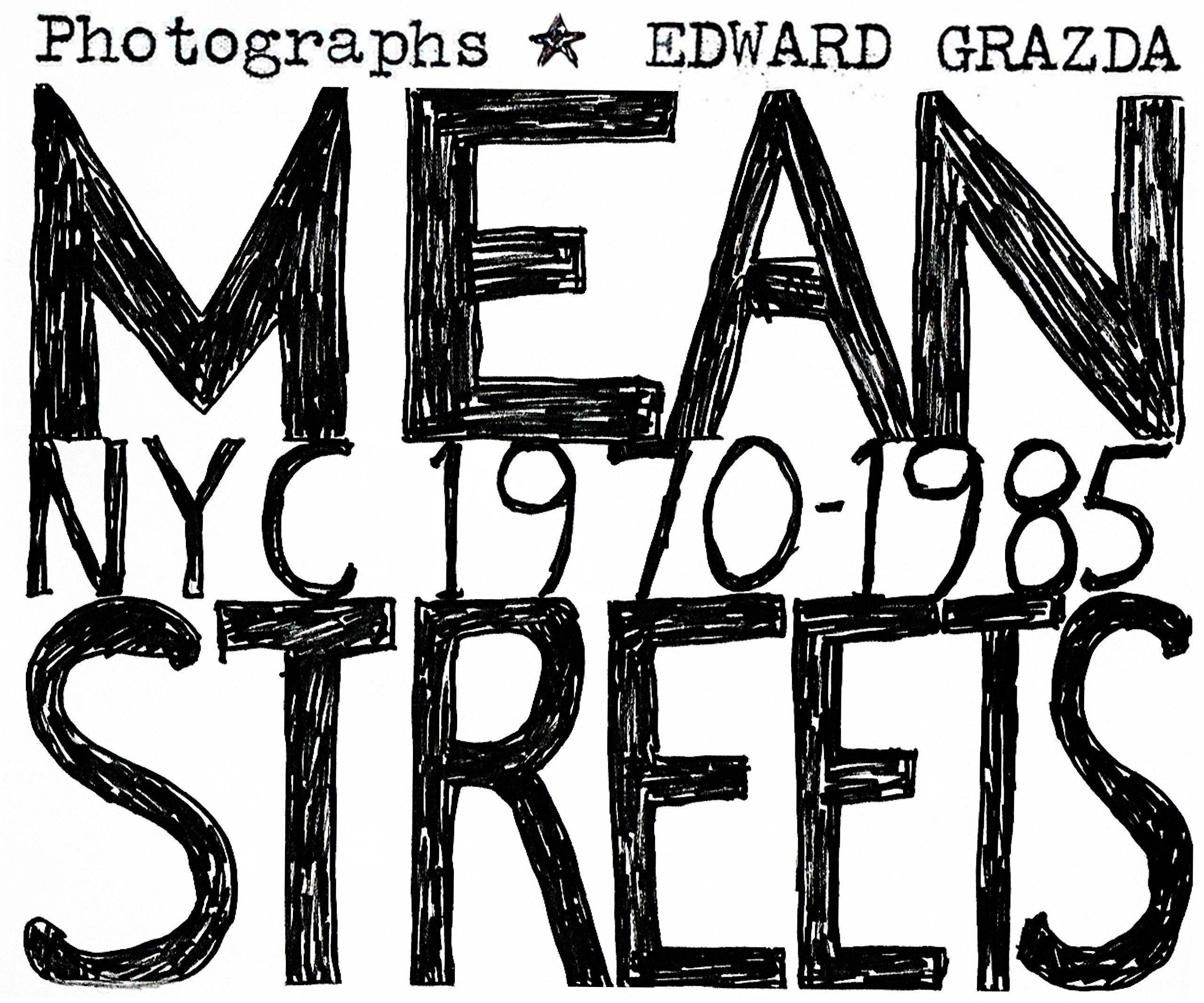 Mean Streets  NYC 1970 1985