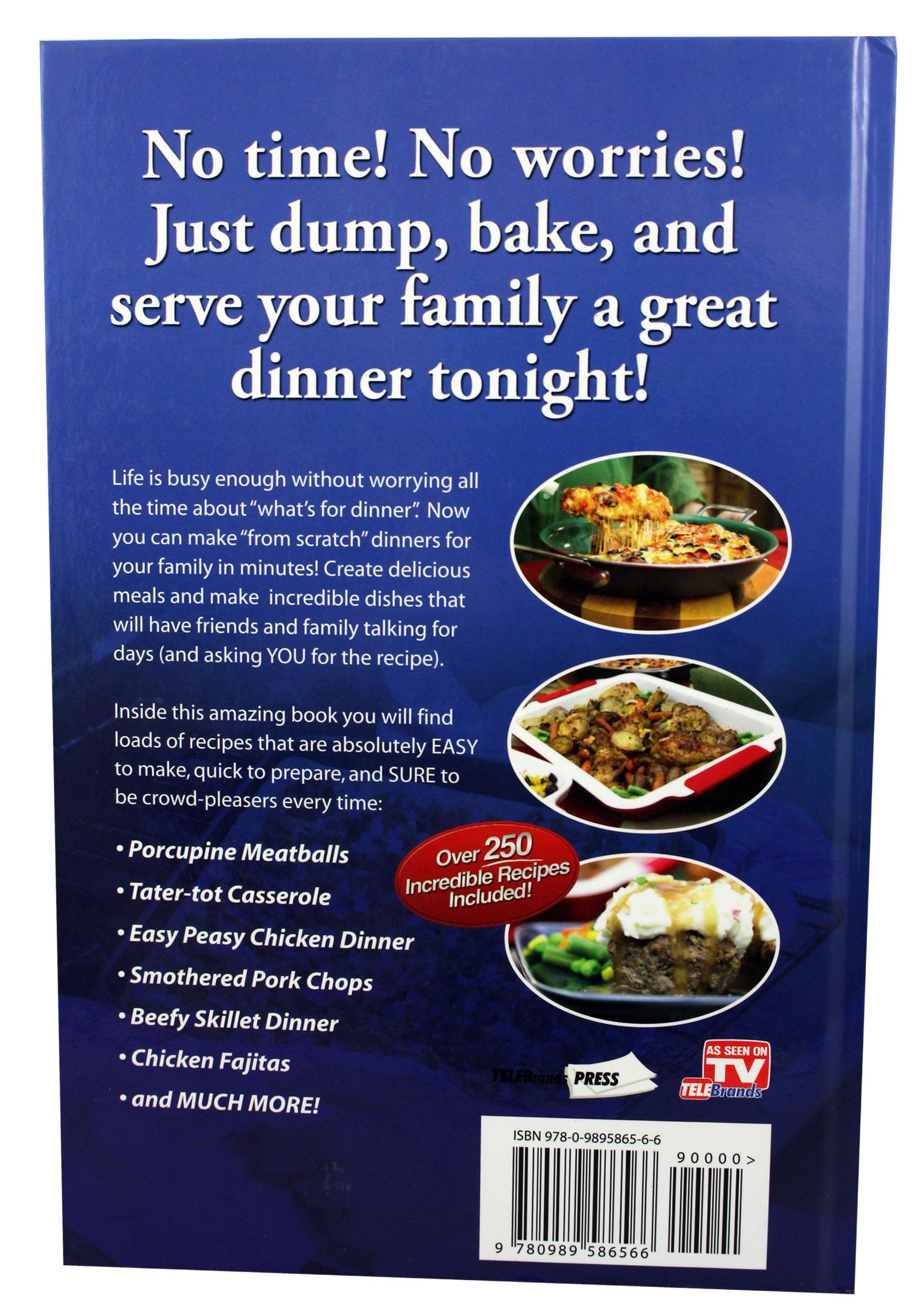 Dump dinners quick and easy dinner recipes by cathy mitchell cathy dump dinners quick and easy dinner recipes by cathy mitchell cathy mitchell 9780989586566 amazon books forumfinder Image collections