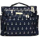 Ju-Ju-Be Legacy Nautical Collection B.F.F. Convertible Diaper Bag, The Admiral