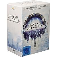 Stargate Atlantis - Die komplette Kollektion [26 DVDs]