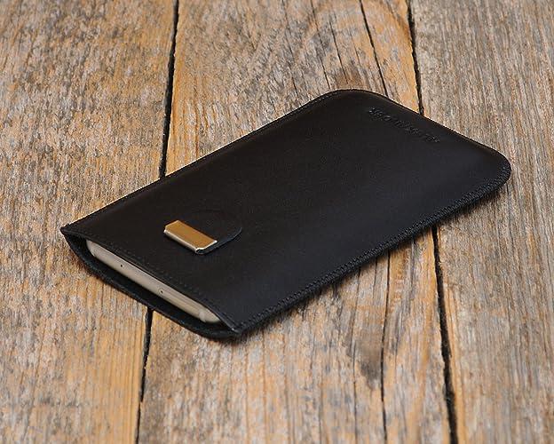Custodia in pelle personalizzata per iphone s incidi il tuo