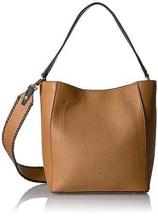 767d08f2b4 Amazon.com  Calvin Klein Lynn Pebble Hobo Hobo Bag