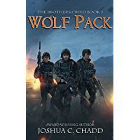 Wolf Pack (The Brother's Creed Book 3) (English Edition)