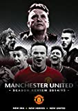 Manchester United Season Review 2014/15 [DVD]