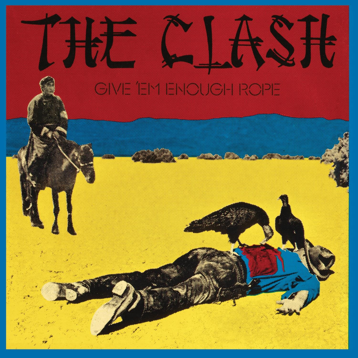 Vinilo : The Clash - Give Em Enough Rope (180 Gram Vinyl)
