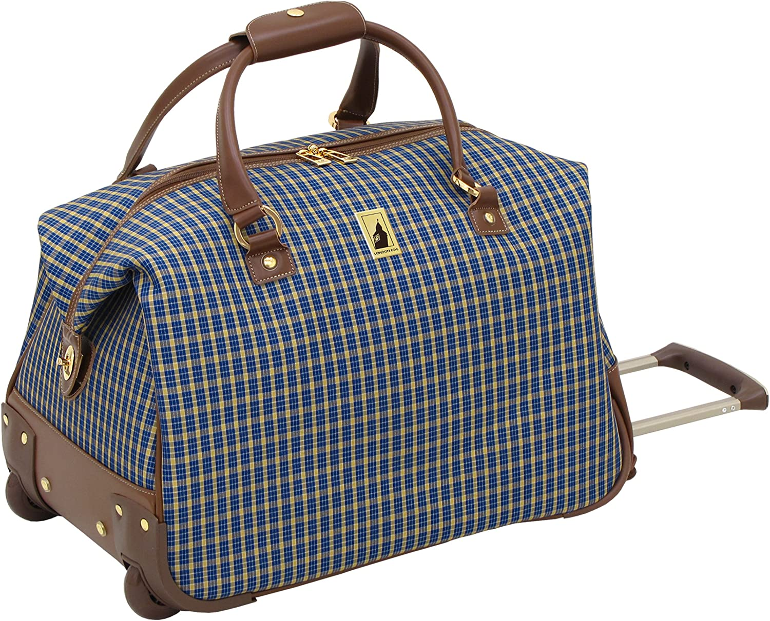 The London Fog Kensington 20 Inch Wheeled Club Bag travel product recommended by Kristine Thorndyke on Lifney.
