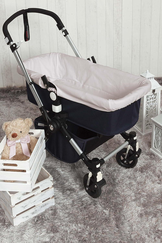 Babyline 31000004 - Cubre capazo de coche, color azul ...