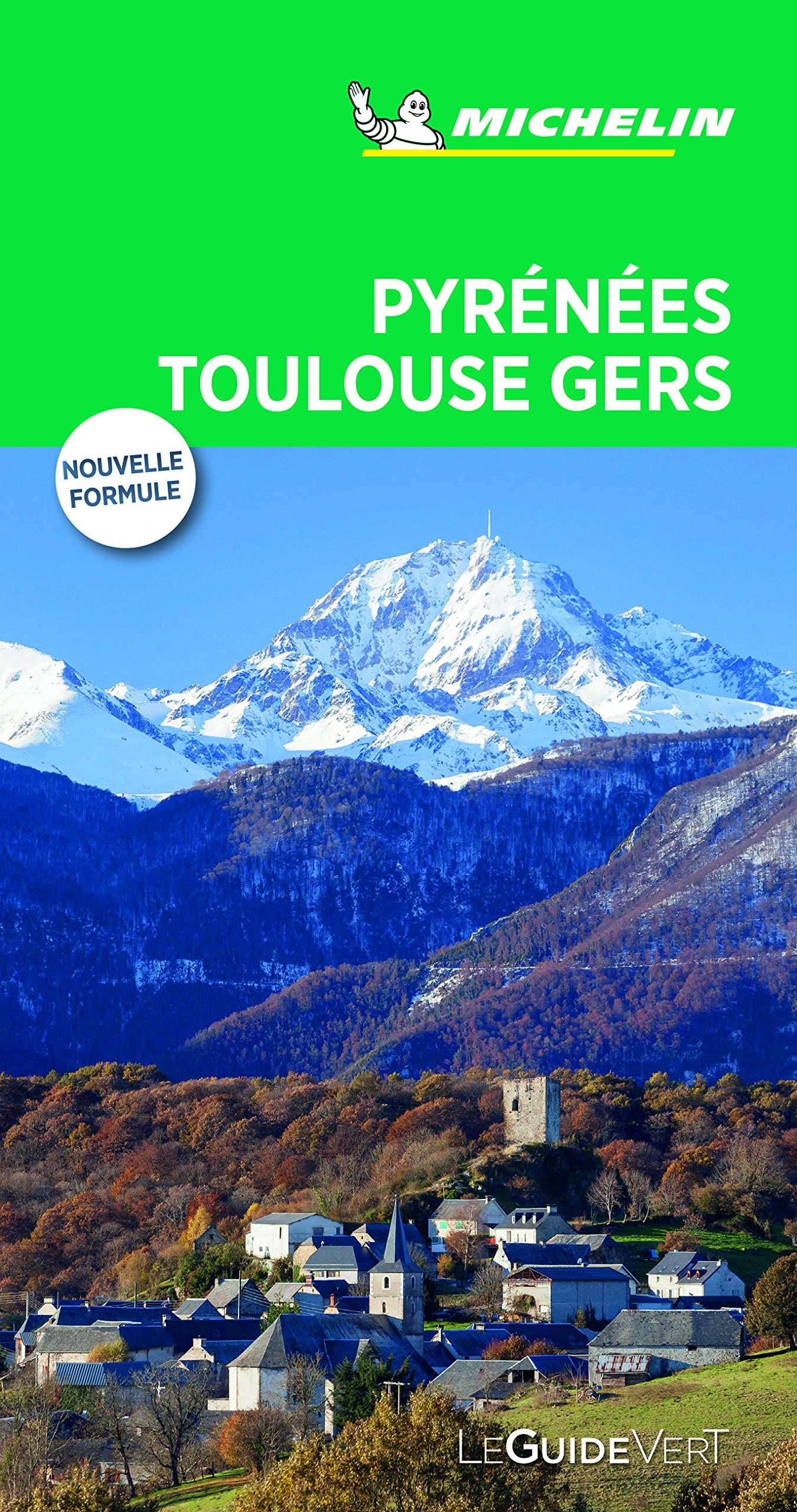 Pyrennées Toulouse Gers Le Guide Vert La Guía Verde Michelin: Amazon.es: MICHELIN: Libros en idiomas extranjeros