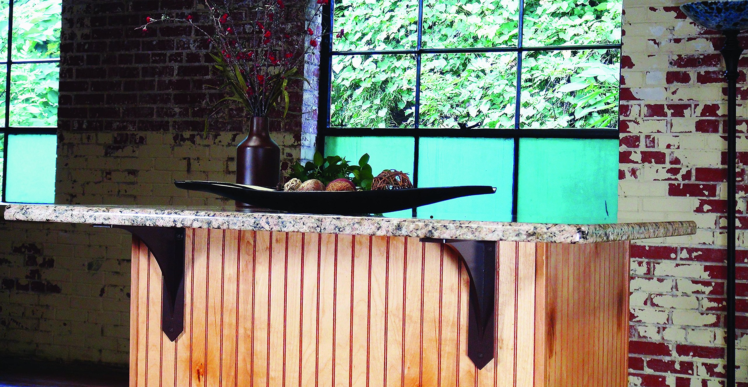 Arrowwood Countertop Brace (8'', Steel) by Federal Brace