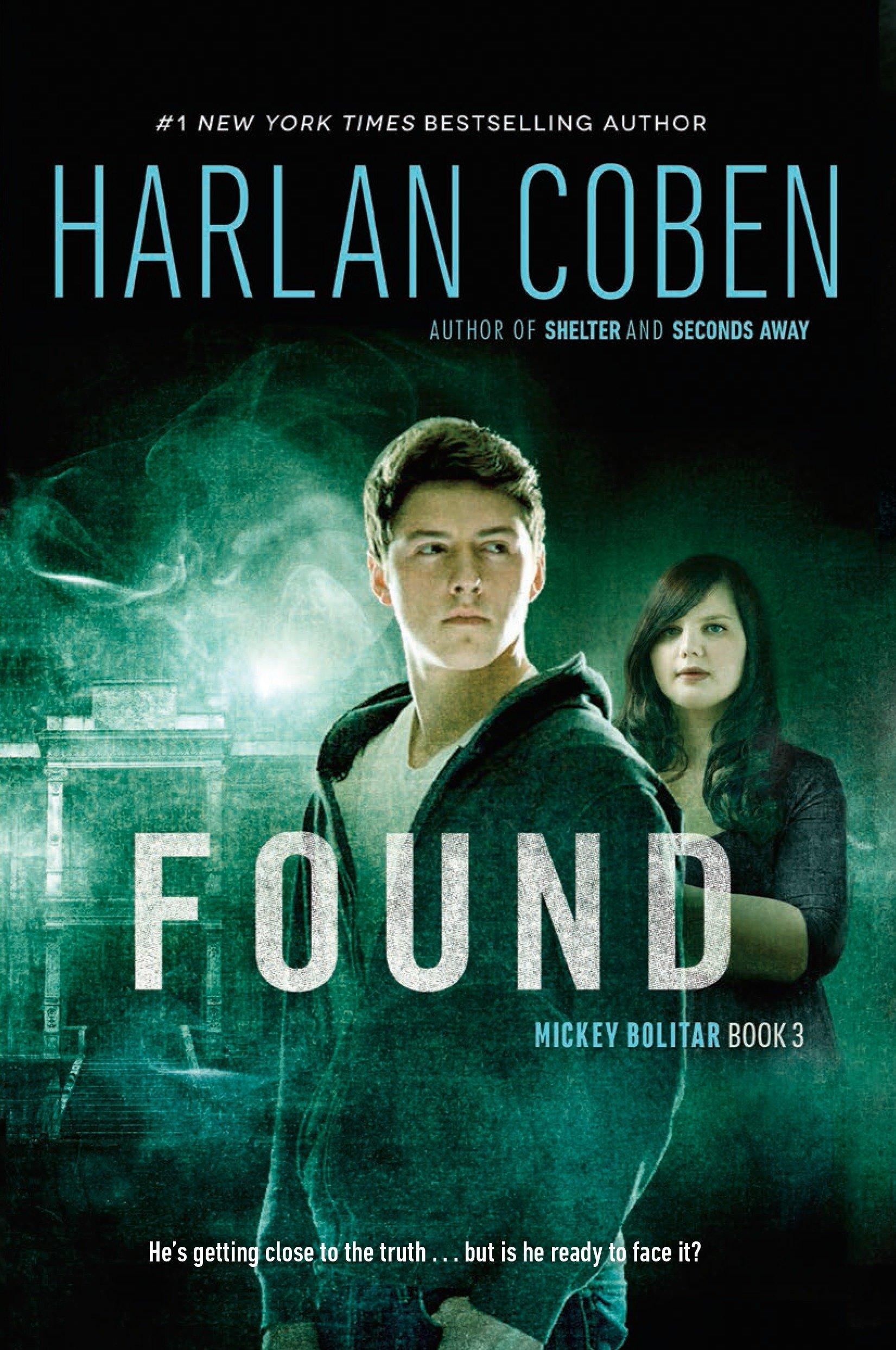 Found (A Mickey Bolitar Novel) PDF