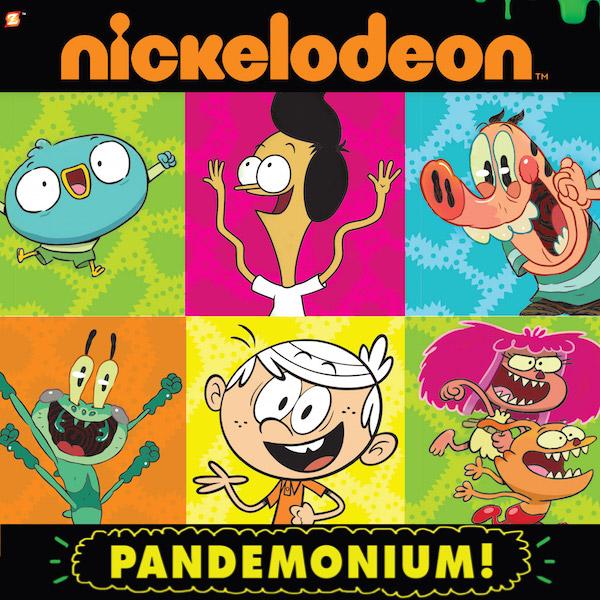 Nickelodeon Pandemonium (Issues) (2 Book Series)