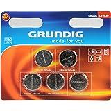 Grundig CR2430 Knopfzellen-Batterie (5-er Pack)