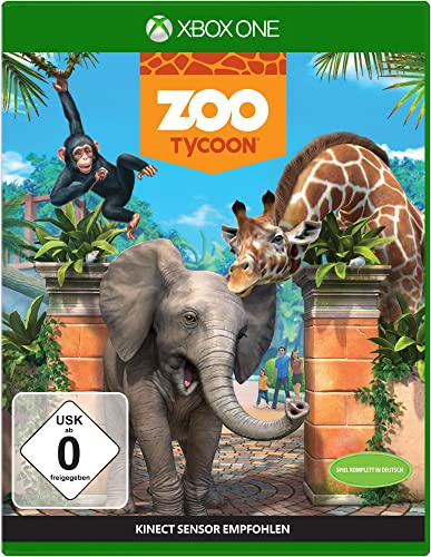 Microsoft Zoo Tycoon - Juego (Xbox One, Familia, Frontier ...