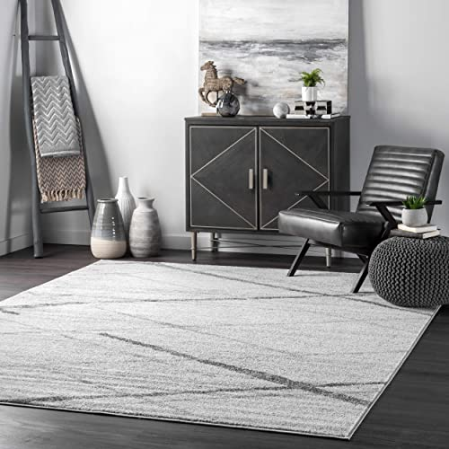 nuLOOM Thigpen Contemporary Area Rug