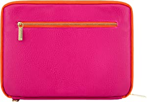 Faux Leather Carrying Bag Sleeve Case for Dell Venue 7 Tablet (7 inch Android Tab)