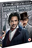 Sherlock Holmes and Sherlock Holmes: A Game of Shadows - 2 Film Collection [DVD] [2009]