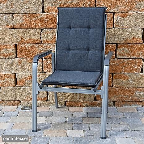 sun garden 4 Cojines para sillas Plegables 111 x 45 cm ...