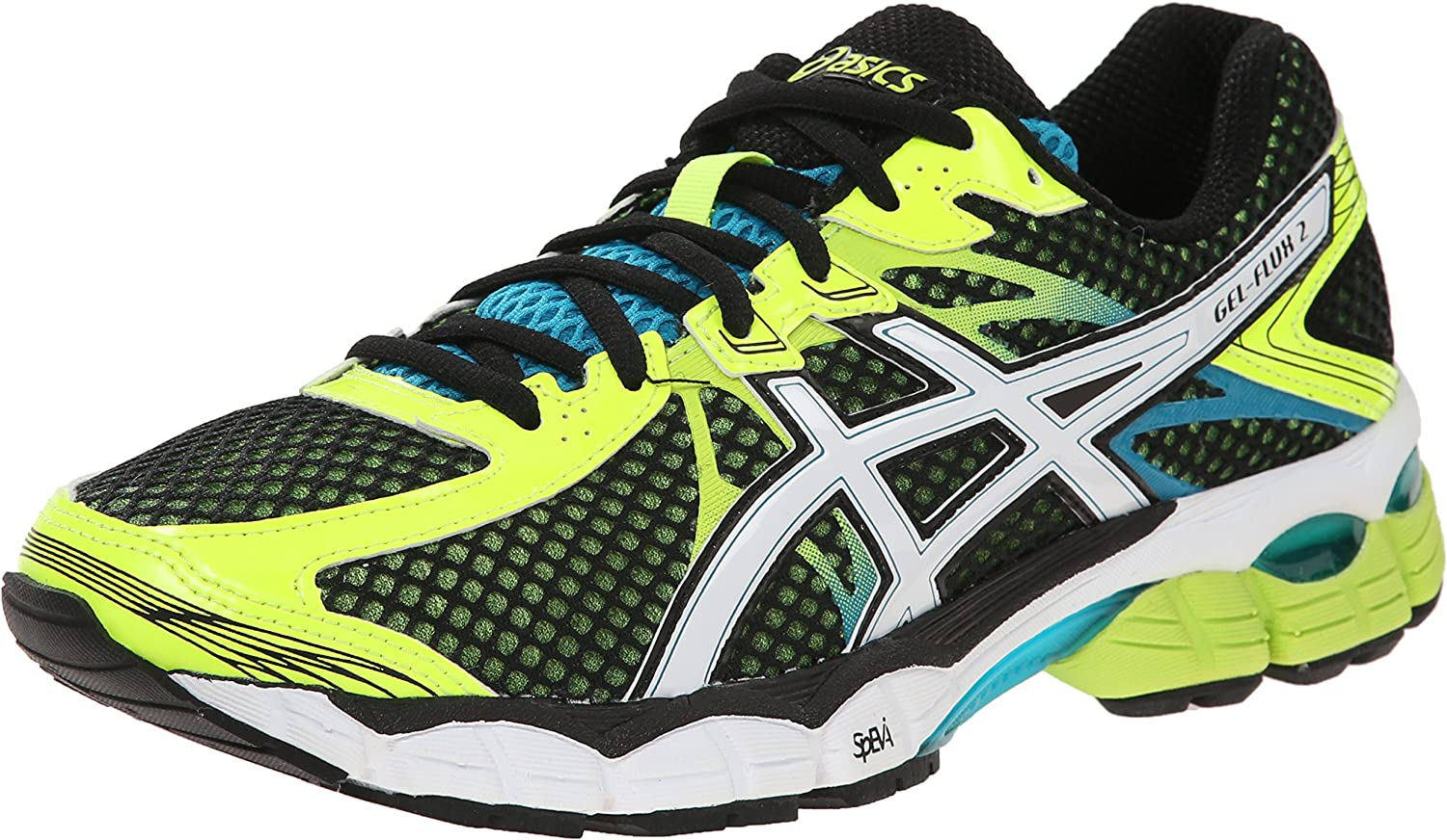 Shops Asics Running Shoes Racing Red Silver Men's Yellow Gel