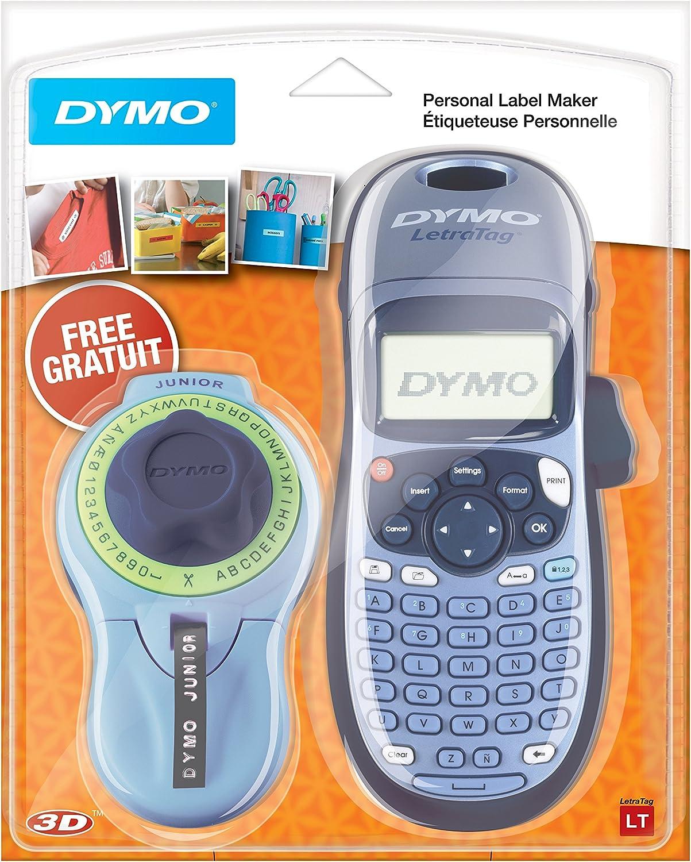 Dymo Embosser S0717920 Junior Home Embossing Label Maker