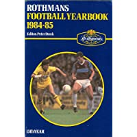 Rothmans Football Yearbook 1984-85