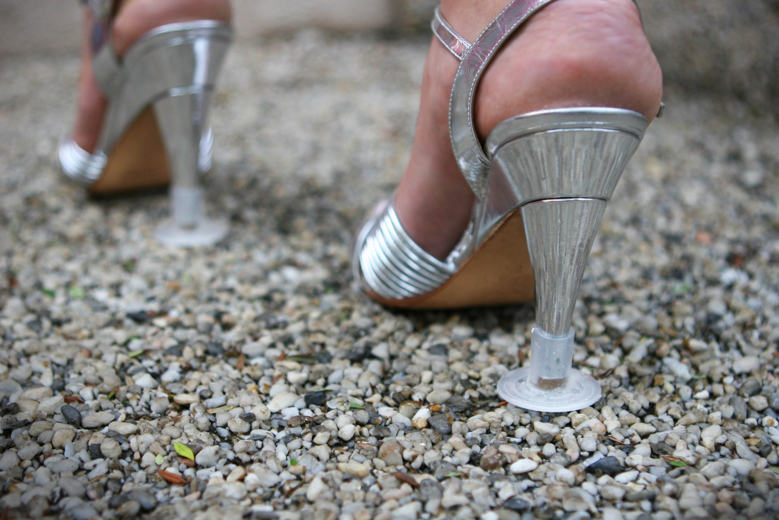 100 Boxes Heels Above High Heel Protectors- Clear by Heels Above