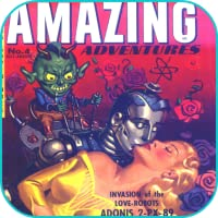 Amazing Adventures Vol. 04