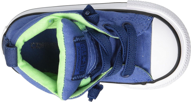 Converse Kids Street Fundamentals Mid Top Slip on Sneaker