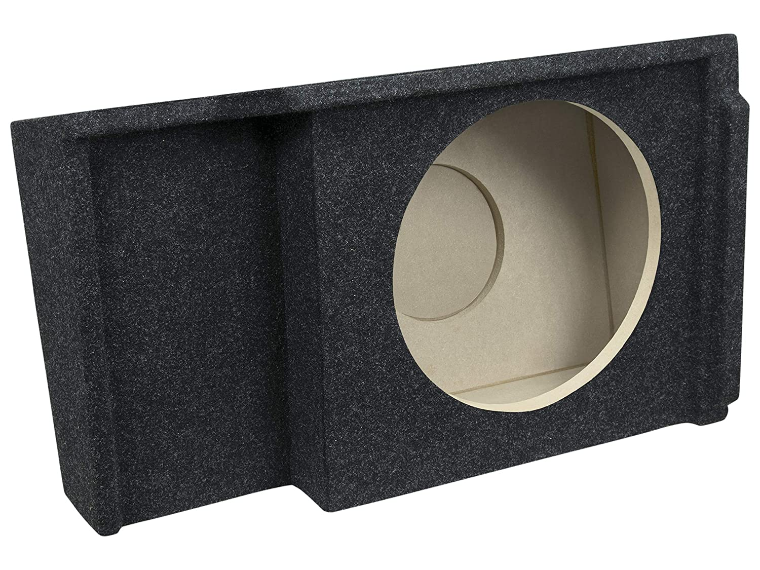Atrend A151-12CP B Box Series 12-Inch Single Down-Fire Subwoofer Boxes