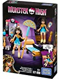 Mega Bloks Monster High Cleo's Gore-geous Vanity Playset 6 x 1.8 x 8 Inches New