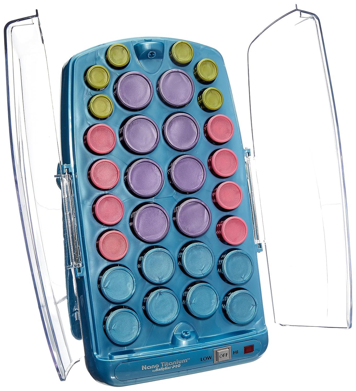 Amazon.com  BaBylissPRO Nano Titanium Ionic 30-Roller Hairsetter  Luxury  Beauty 6353ddae54