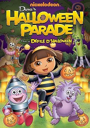 dora the explorer doras halloween parade sous titres franais
