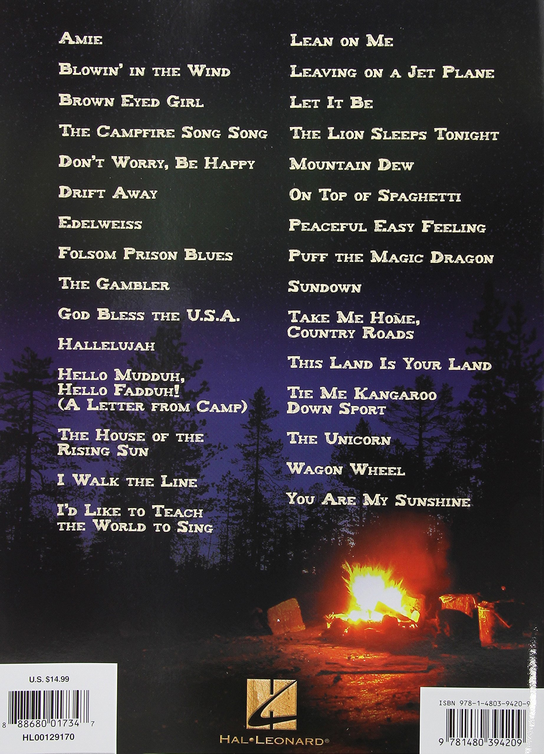 Campfire Songs for Ukulele: Strum & Sing with Family
