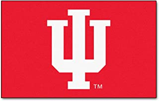 product image for FANMATS NCAA Indiana University Hoosiers Nylon Face Ultimat Rug