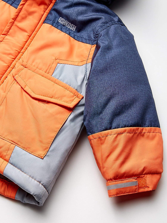 OshKosh BGosh Boys Ski Jacket and Snowbib Snowsuit Set Snowsuit