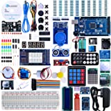 Elegoo Mega 2560 Project The Most Complete Ultimate Starter Kit w/ TUTORIAL, MEGA 2560 controller board, LCD1602, Servo, Stepper Motor for Arduino Mega 2560