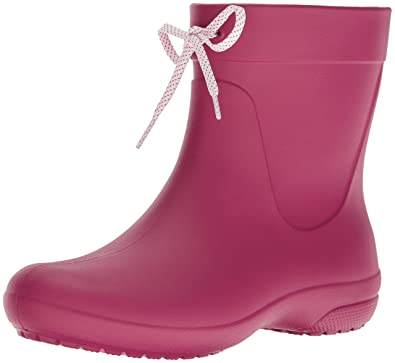 Crocs CROCS FREESAIL SHORTY BOOTS Rose 7MYkK8ot