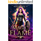 Half-Blood Academy 5: Magic Flame: a Reverse Harem Fantasy Romance