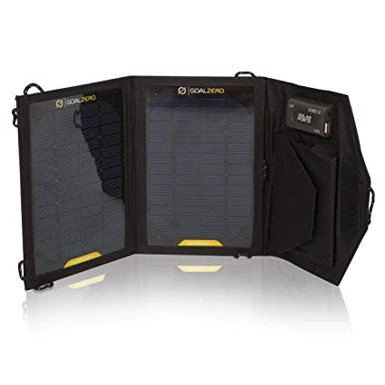 Goal Zero Nomad 13m Solar Panel With Direct Charge Electrical & Solar
