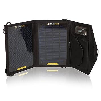 panneau solaire goal zero