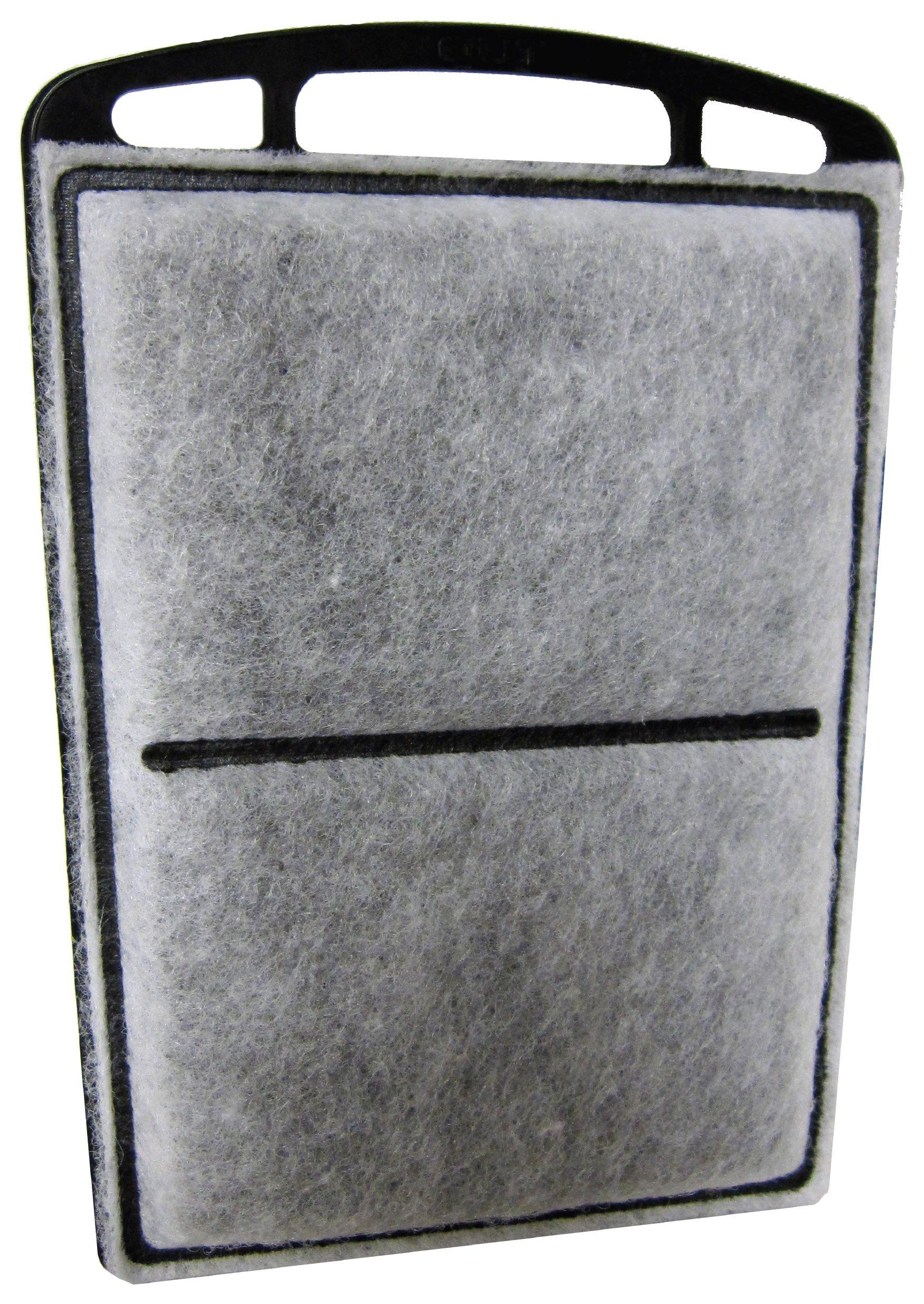 Aquarium Masters Replacement Aquarium Carbon Filter Cartridge for Whisper Power Filter 20i, 40i, C 20, 30, 40, 60 & The Old Top Fin Power Filter Old 20, Old 30, Old 40, Old 60, Model 55!
