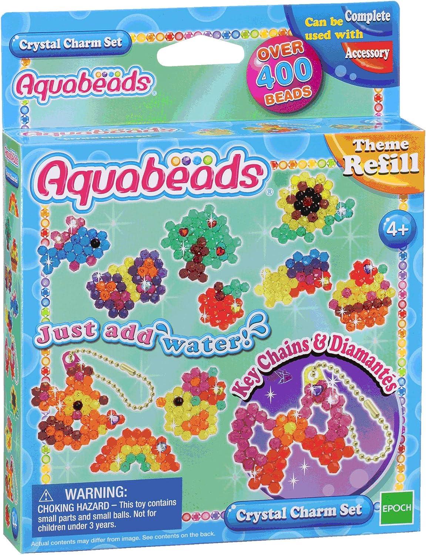 Aquabeads - 79288 - Set Amuletos de Cristal