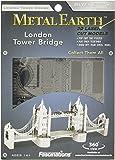 Fascinations Metal Earth London Tower Bridge 3D Metal Model Kit