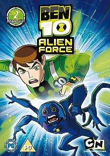 Ben 10 - Alien Force  Volume 1 - Ben 10 Returns DVD  Amazon.co.uk ... 063bf8539bec