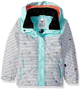 4f82d24cf Amazon.com  Roxy Little Girls  Anna Miss Snow Jacket  Clothing