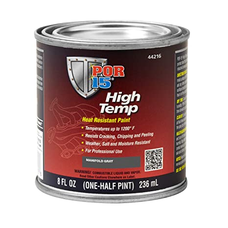 Por15 Where To Buy >> Por 15 High Temperature Heat Resistant Paint