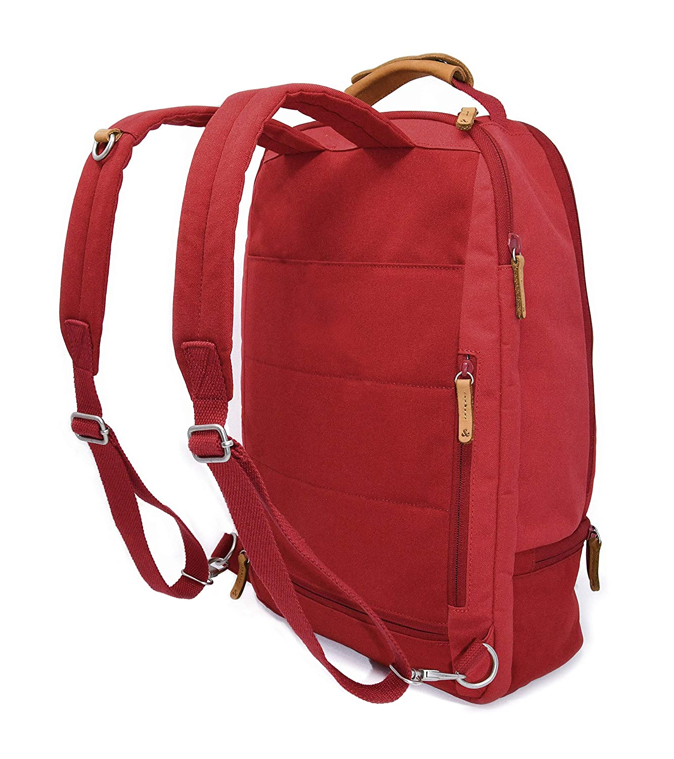 8aff0bdf24992 Amazon.com  Amber   Ash Everyday Backpack - Slim and Durable Bag for  School